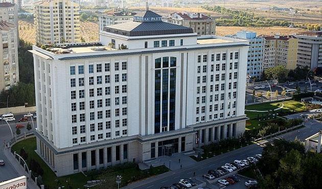 AK Parti anayasa için muhalefetle görüşecek