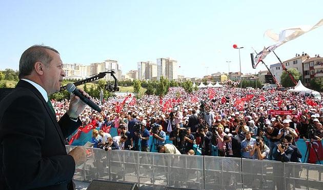 Erdoğan: Paris'teki olaylardan endişeliyim