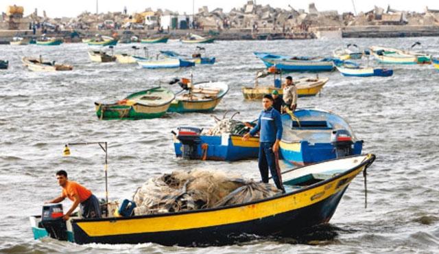 Gazze'deki balıkçıların avlanma menzili artırıldı
