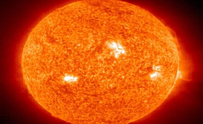 Güneş'te yeni koronal delik | VİDEO
