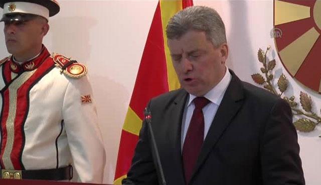 Makedonya'da 'siyasilere af kararı'nda geri adım