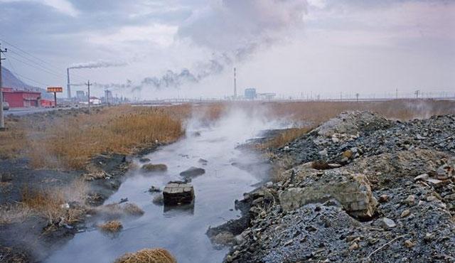 Moğolistan'a yüksek teknolojili ilk atıksu arıtma tesisi