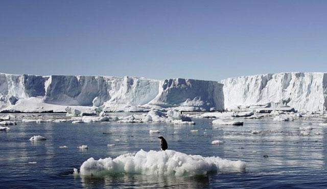 Antarktika küresel ısınmaya akıntılarla direniyor