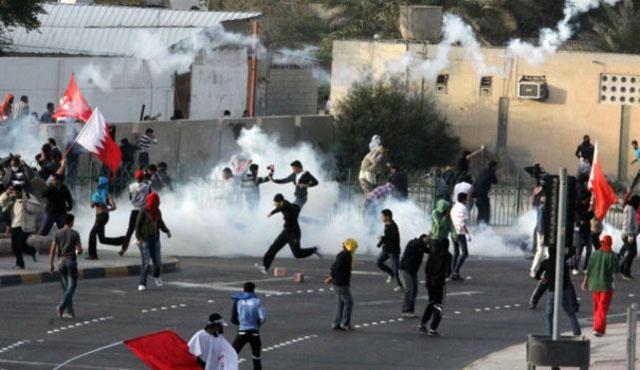 Bahreyn'de polise saldırıya idam cezası
