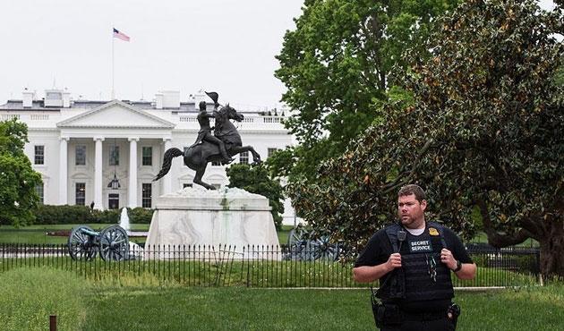 Beyaz Saray'da güvenlik önlemleri normale döndü