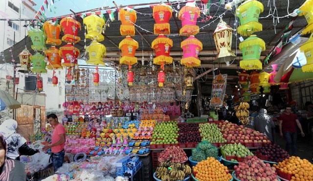 Gazze'de Ramazan hazırlıkları başladı
