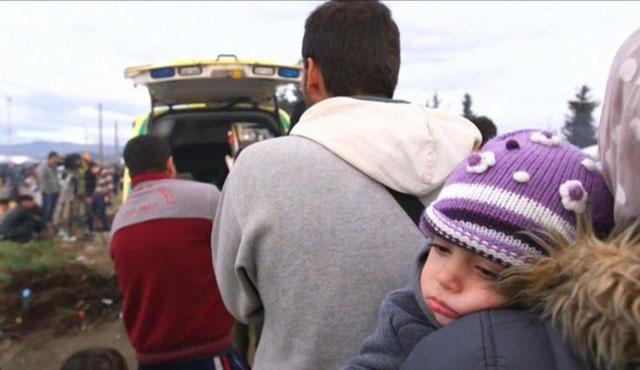 Makedonya'da 97 kaçak yakalandı