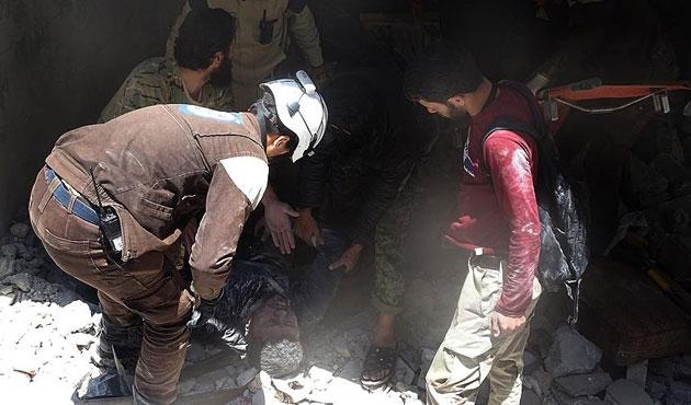 Suriye ordusundan Halep'e saldırı: 5 ölü, 7 yaralı