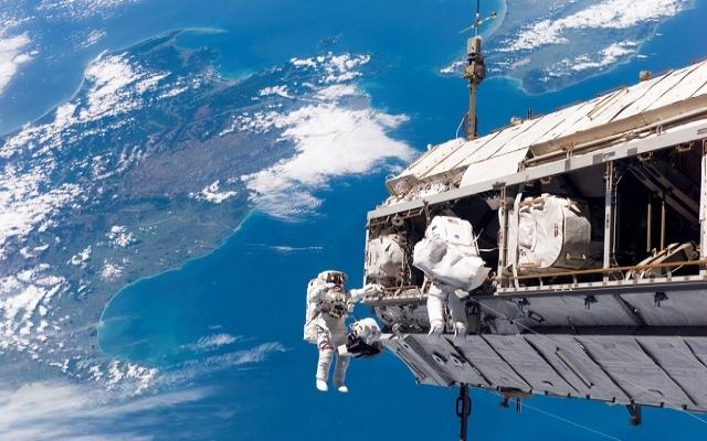 Astronotlar için yaşam alanı hazır