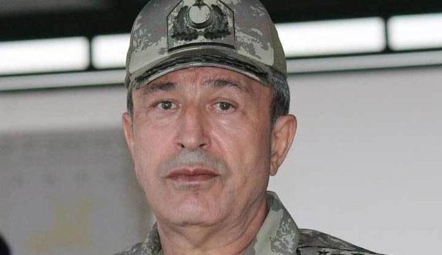 Genelkurmay Başkanı Nusaybin'de