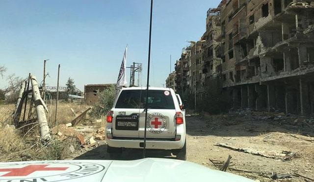 Rusya Daraya için ateşkes ilan etti