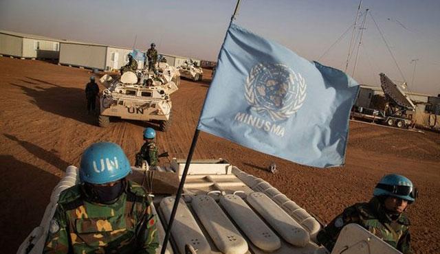 Mali'de Çinli askerler öldürüldü