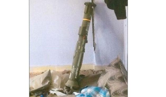 PKK'nın elinde Amerikan malı antitank roketi