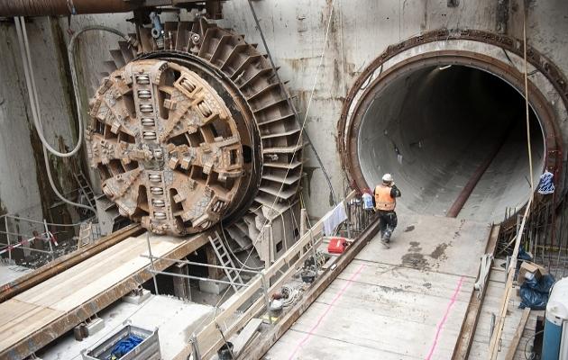 Dünyanın en uzun tüneli Avrupa'da açılıyor