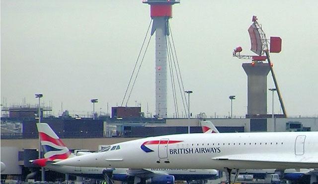 İngiltere'de çok sayıda Avrupa uçuşu iptal edildi