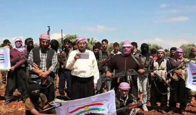 Suriye'de PKK ve rejim karşıtı yeni Kürt grup