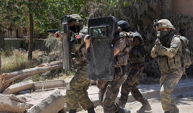 Nusaybin'deki operasyonda sona gelindi