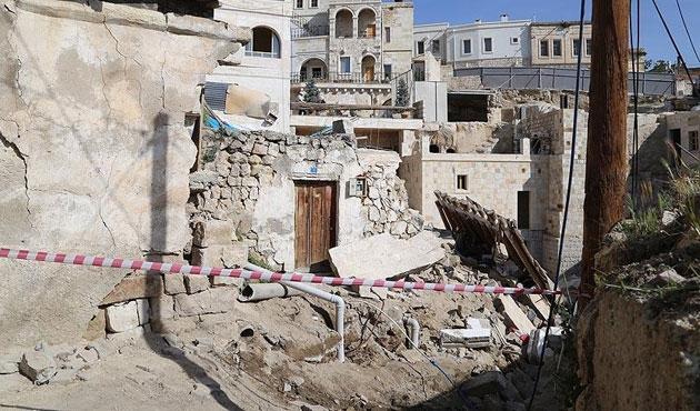 Suriyelilerin kaldığı ev çöktü: 10 yaralı