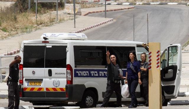 Filistinli kadın milletvekili serbest bırakıldı