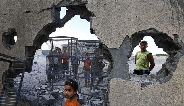 İsrail-Filistin yerleşim sorunu Fransa masasında