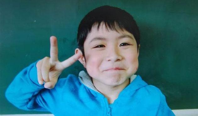 Ceza için ormana bırakılan çocuk sağ bulundu