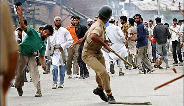 Hint paramiliterler Keşmirlilerce pusuya düşürüldü