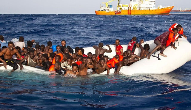 Libya açıklarında 104 göçmenin cesedi bulundu