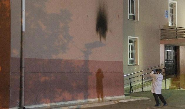 Konya'da okula molotofkokteyliyle saldırı