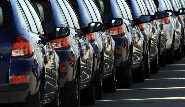 Mayıs ayında oto satışları yüzde 15 arttı