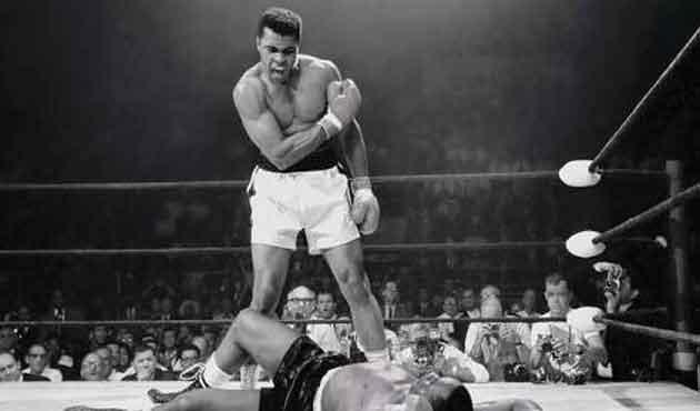 Bu dünyadan Muhammed Ali geçti | FOTO