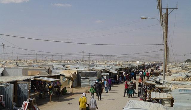 Beş Ürdünlü istihbaratçı mülteci kampında öldürüldü