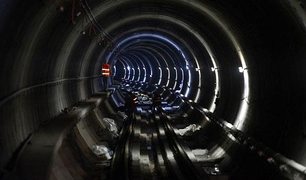 Keçiören Metro Hattı yıl sonunda açılıyor