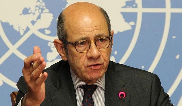 BM, Suriye'ye karadan yardımı tercih ediyor