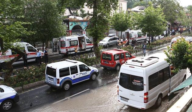 Vezneciler trafiğe açıldı