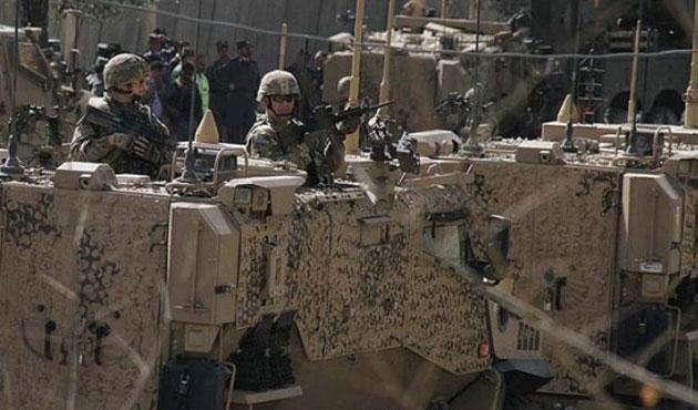 İngiliz askerleri de Suriye'de sahaya indi