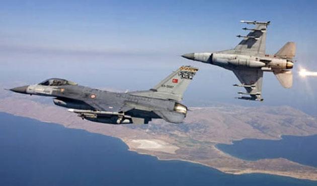 Kuzey Irak'a hava saldırısı