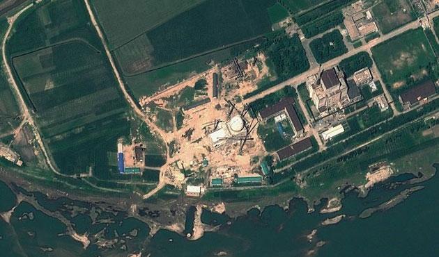 Kuzey Kore'deki nükleer tesis yeniden faaliyette