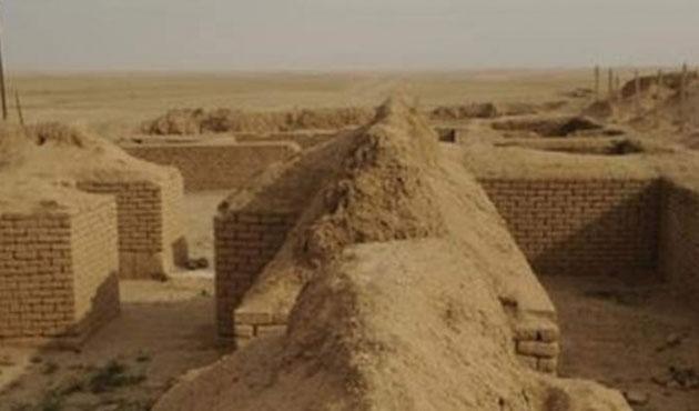 IŞİD, Nabu tapınağını yıktı