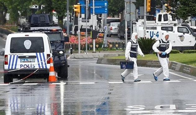Saldırıda kullanılan araç üç gün otoparkta beklemiş