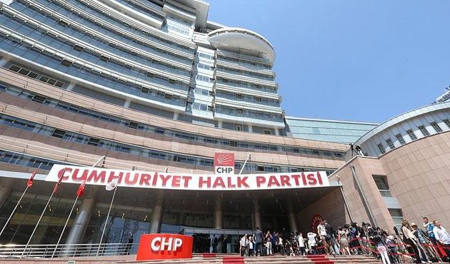 CHP genel merkezine zırhlı güvenlik