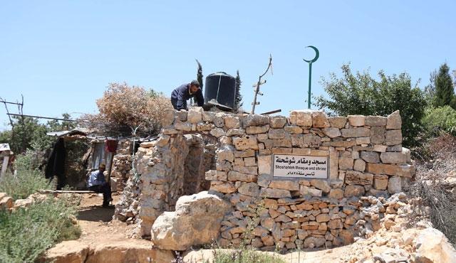 İsrail ablukasındaki köy: Şuşhahle