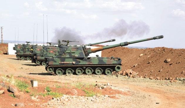 Türkiye'den PYD'ye sınır resti
