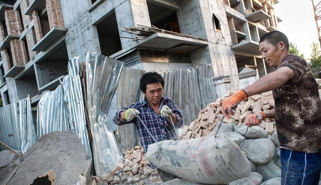 Tacikistan'da Çinli işçi sayısında artış