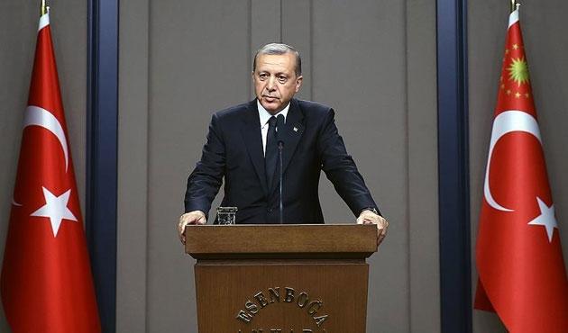 Erdoğan: Dokunulmazlık kararı hayırlı olsun