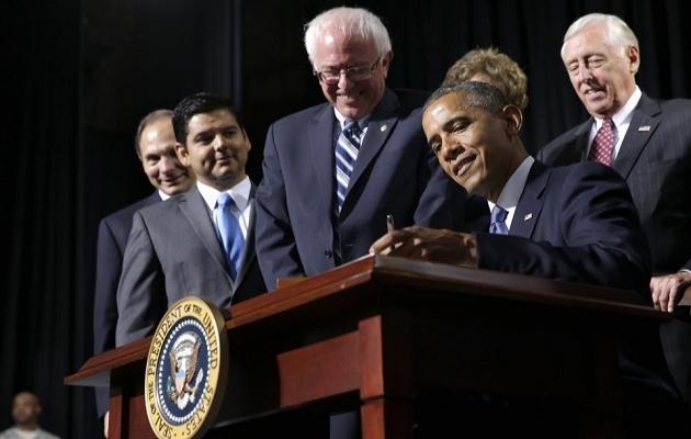 Sanders'tan Clinton'a destek