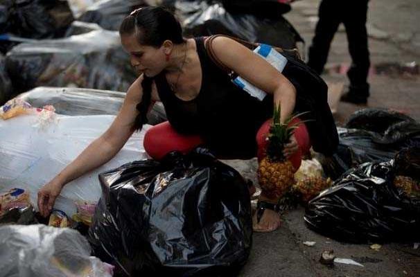 Venezuela'da kriz büyüyor | FOTO