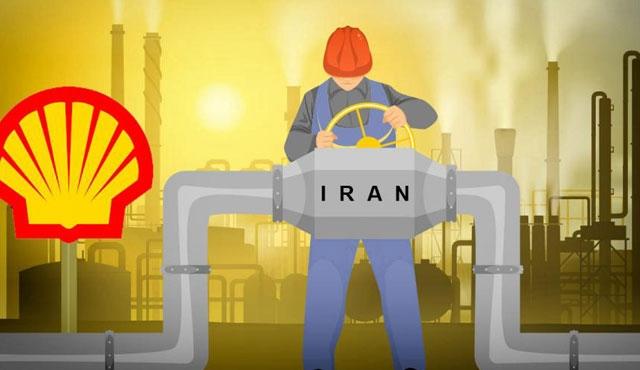 Shell İran'a geri döndü