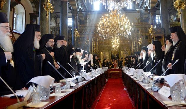 Ortodoks konsülünde Moskova çatlağı