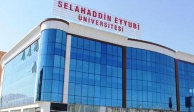 D.Bakır Selahaddin Eyyubi Üniversitesi'ne de kayyum