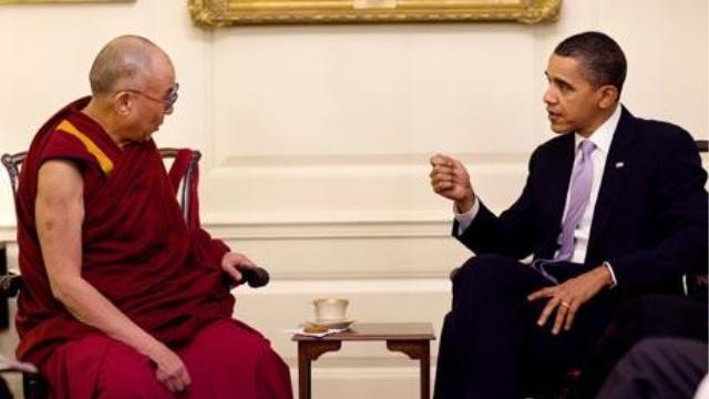 Çin, Obama-Dalai Lama görüşmesine tepkili